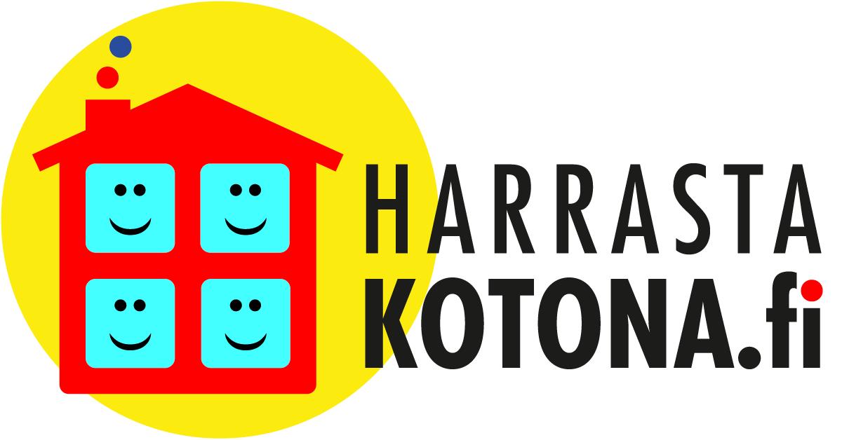 harrastakotona.fi -sivuston logo