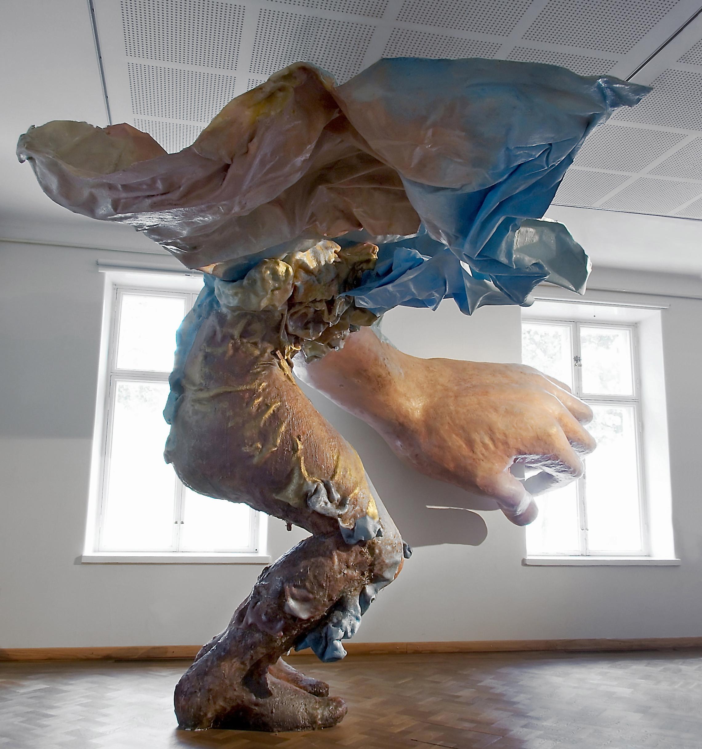 Paavo Paunu's sculpture