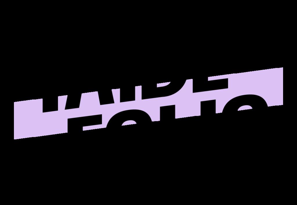 Taidefolio logo