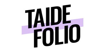 Taidefolion logo